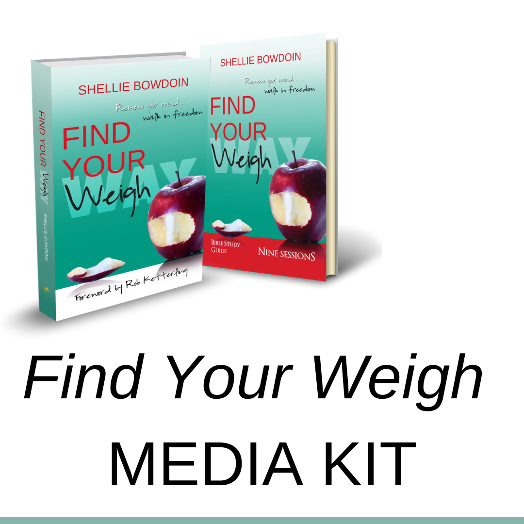 Find Your Weigh Media Kit