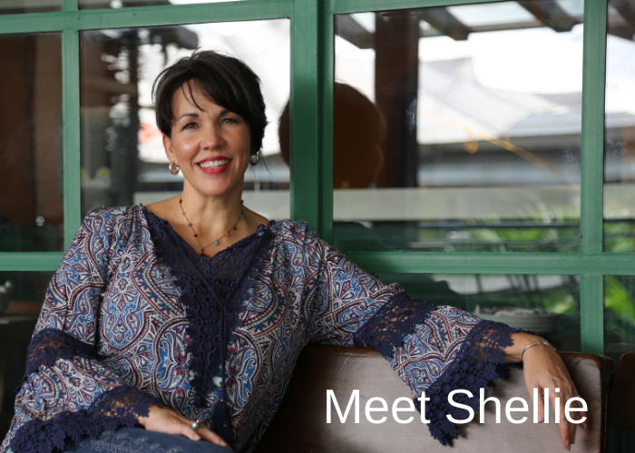 Meet The Author - Shellie