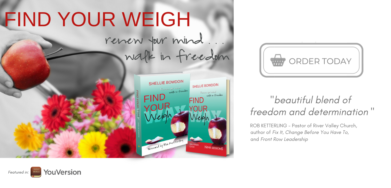 Click Here To Go To Find Your Weigh Page