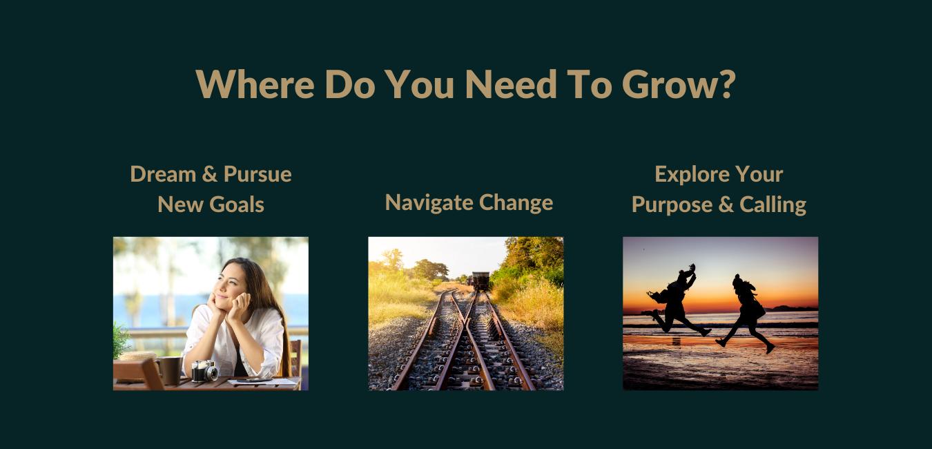 Coaching - Where Do You Need To Grow?